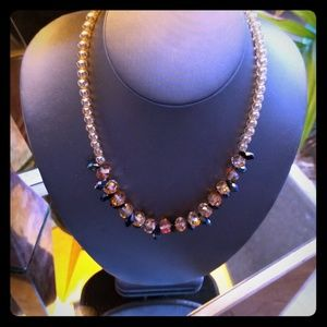 GORGEOUS CRYSTALS NECKLACE